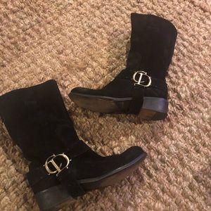 Christian Dior Moto Boots
